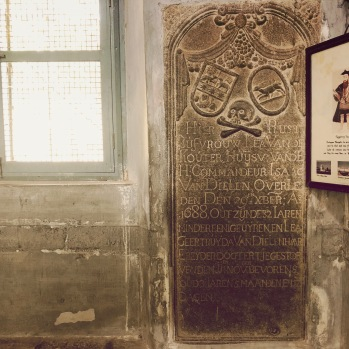 Vasco Da Gama was buried here for a time