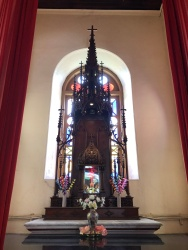 More in the church