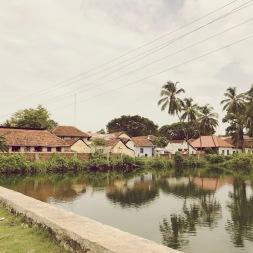 Dutch Palace grounds