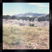 Ruins of the Roman city of Salona