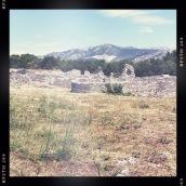 Ruins of the Roman city of Salona