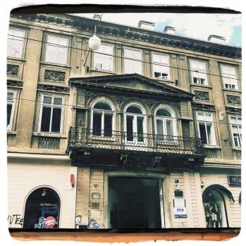 Wandering Zagreb
