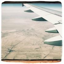 Goodbye, Desert!