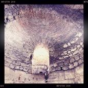 Diocletian's Palace basement